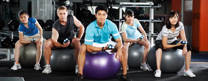 ศูนย์ออกกำลังกายอเนกประสงค์ที่มีโปรแกรมและกิจกรรมให้เลือกหลากหลาย