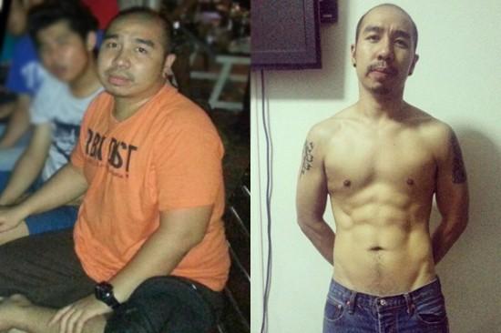 จากอ้วนหัวเหม่ง ไม่กล้าถ่ายรูป จนลดน้ำหนักกลายเป็น คนอีกครั้ง